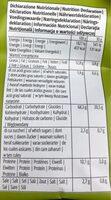 Crackers Olivas LAURIERI - Voedingswaarden - fr