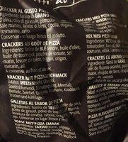 Crackers Pizza Laurieri - Ingrediënten - fr