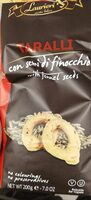 Taralli con semi di finocchio - Product - fr