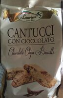 Cantucci chocolate - Product - fr