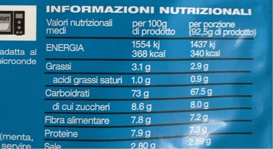 Nasi goreng - Nutrition facts - it