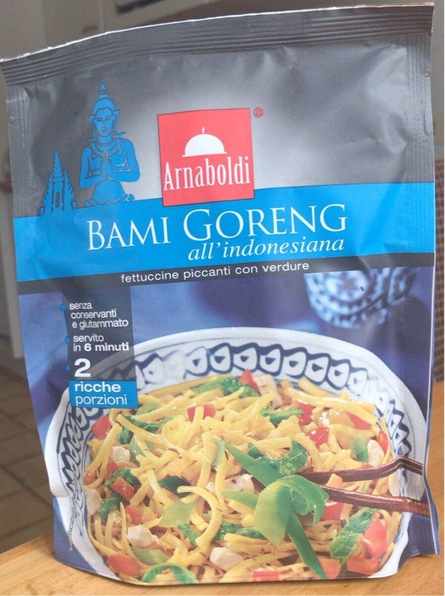 Bami Goreng all'indonesiana - Produit - it