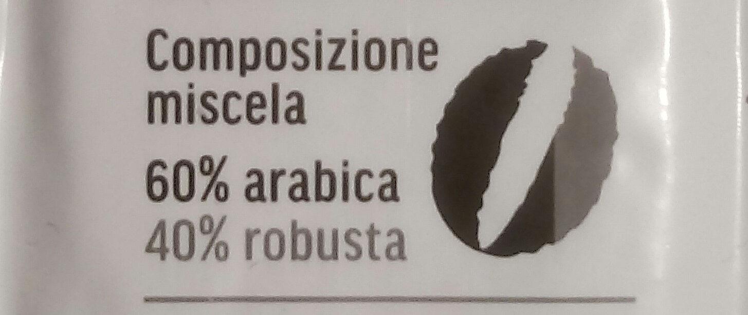 MI CAFÉ RICO CLASSICO - Ingrédients - fr
