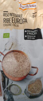 riso integrale ribe Europa - Product - it
