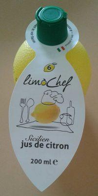 Jus De Citron 200ml - Product - fr