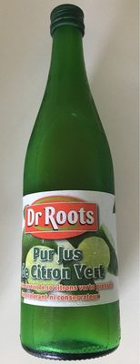 Pur jus de citron vert - Product