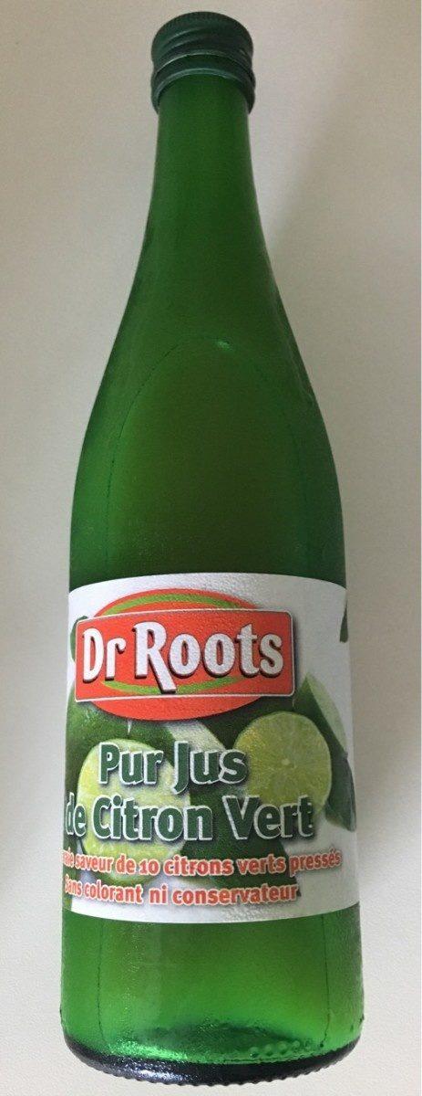 Pur jus de citron vert - Product - fr