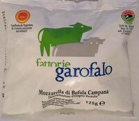 Mozzarella di Bufala Campana - Produkt