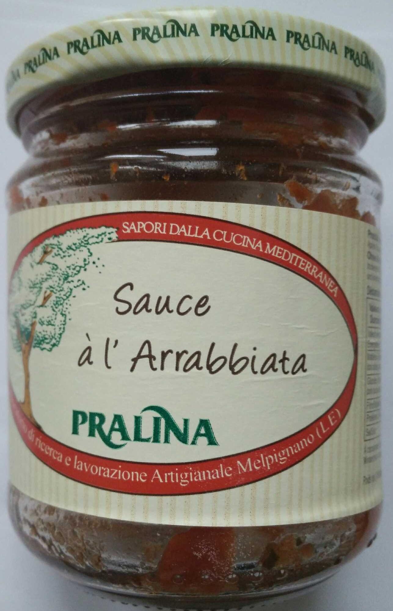 Sauce à l'Arrabbiata - Produit - fr