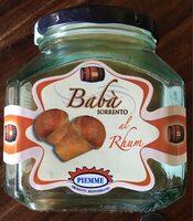 Baba Au Rhum - Produit - fr