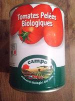 Tomates pelées biologiques - Product - fr