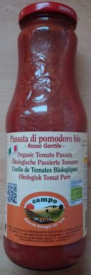 Coulis de tomates biologiques - Produit - fr
