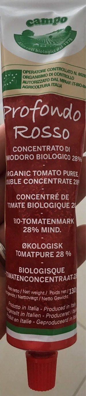 Concentré de tomate biologique 28% - Prodotto - fr