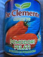 Pomodori Pelati - Product