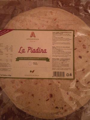 ARTIGIANPIADA La Piadina - Product