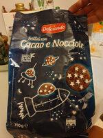 Frollini contre cacao e nucciole - Produit - it