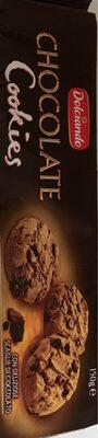 Chocolate Cookies - Produit - fr