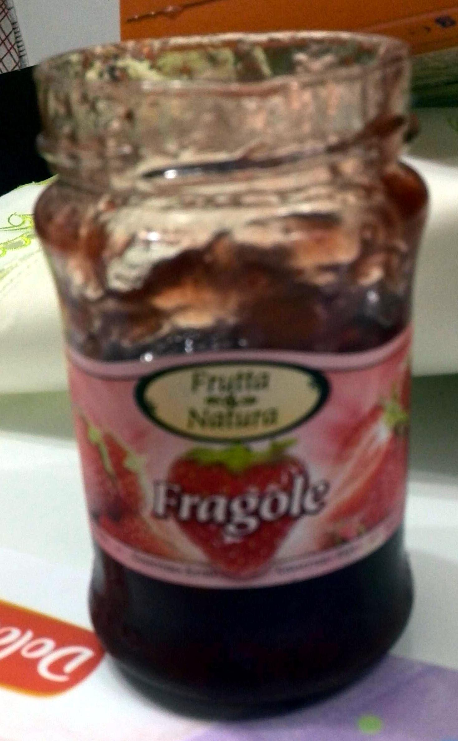 marmellata di fragole - Product