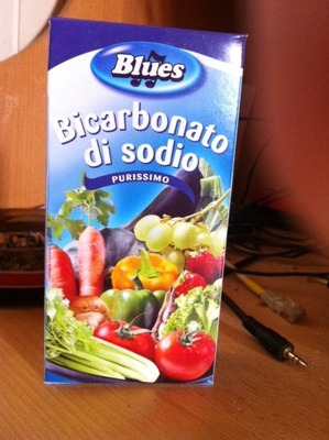Bicarbonato di sodio - Product