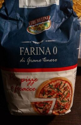 FARINA 0 di grano terreno - Produit - fr