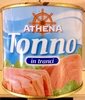 Tonno in tranci - Product