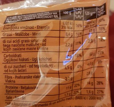 tortelilini - Ingrédients