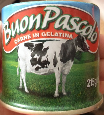Carne in gelatina - Product - it