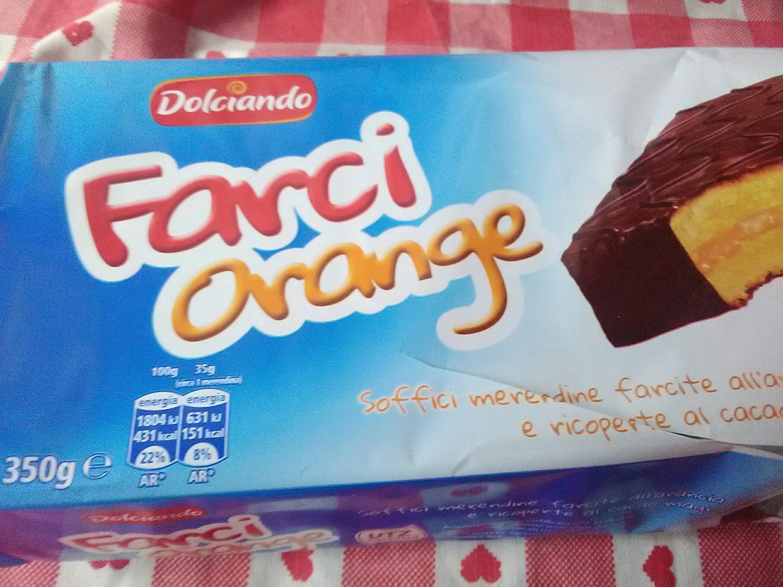 farci Orange - Product - it