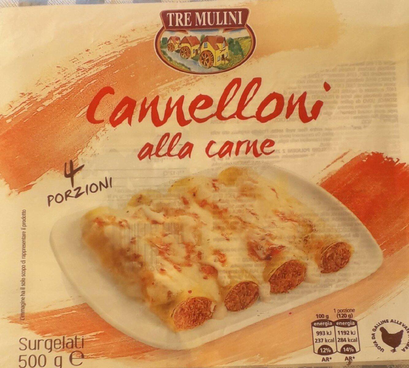 Cannelloni di carne - Product - it