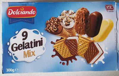9 gelatini mix - Product - it