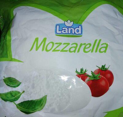 Mozzarella - Product - it