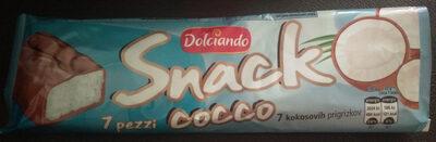Snack Cocco - Prodotto