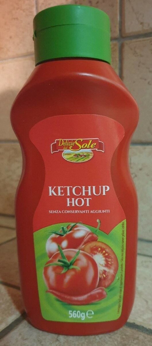 Ketchup Hot - Prodotto - it