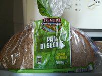 Pan du décalé pain de seigle - Product