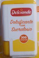 Dolcificante con sucralosio - Prodotto - it