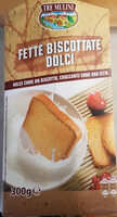 Fette biscottate dolci - Product