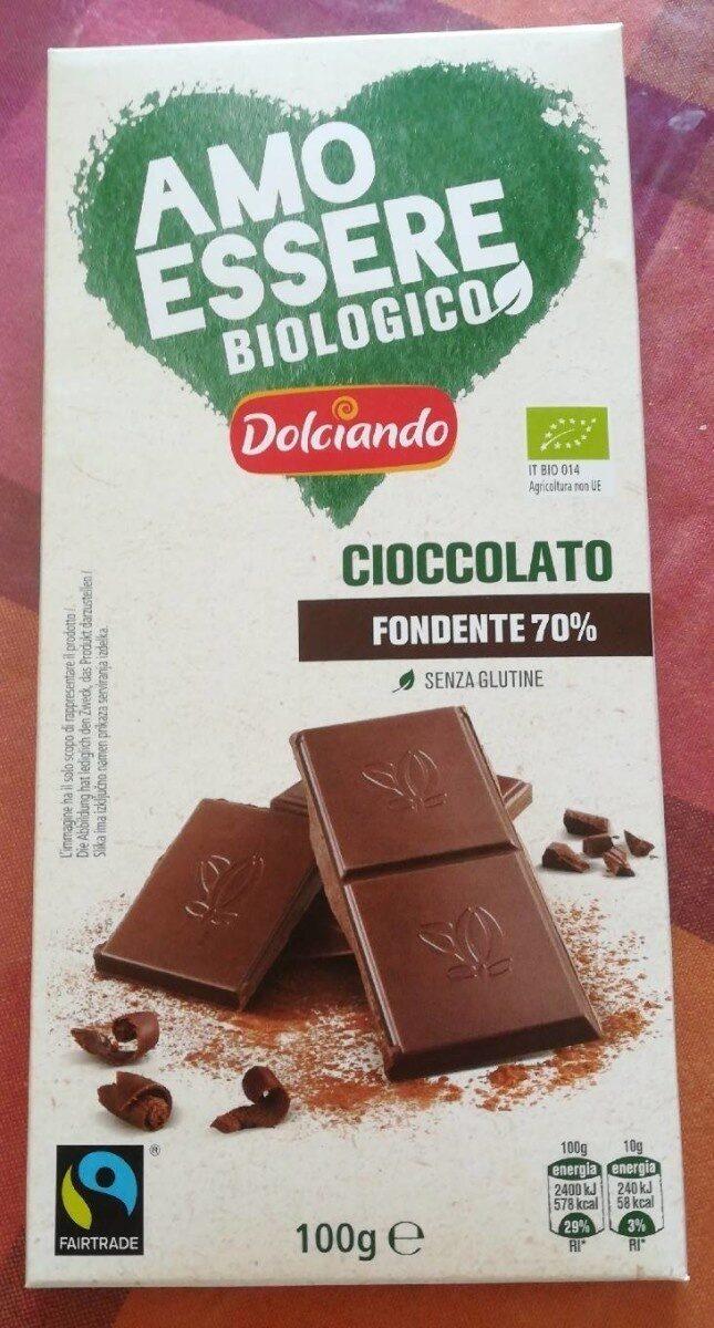 Chocolat noir 70% - Produit - fr