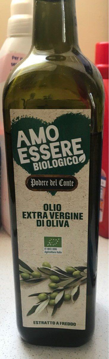 Olio extra vergine di oliva - Produit - fr