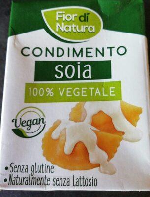 Panna vegetale soia - Product - it