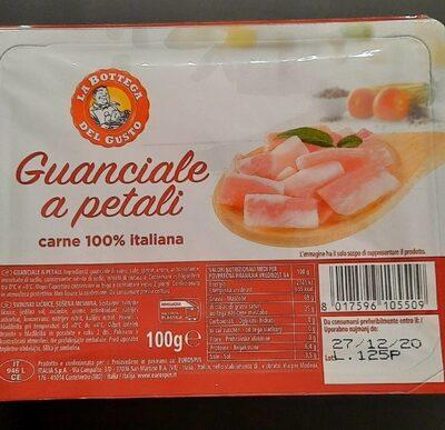 Guanciale a petali - Produit - it