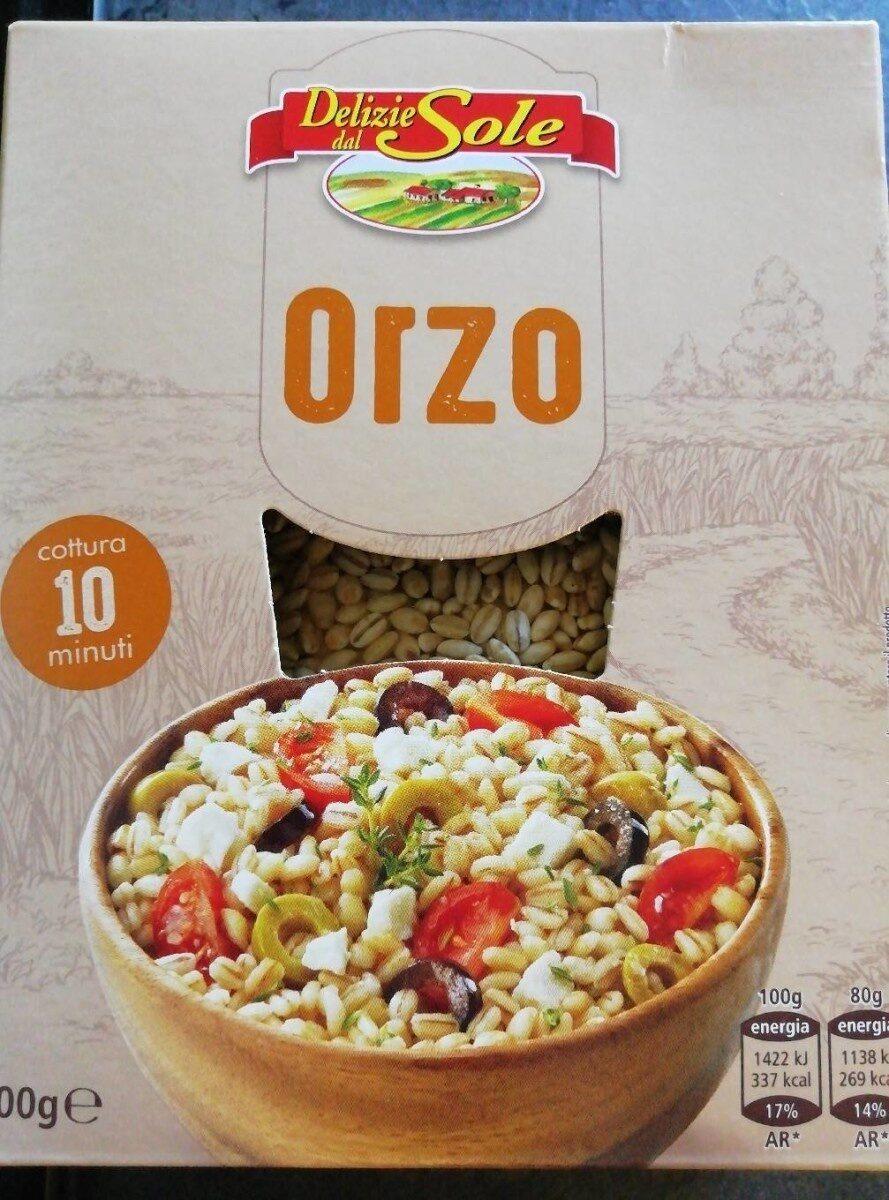Orzo - Produit - hu