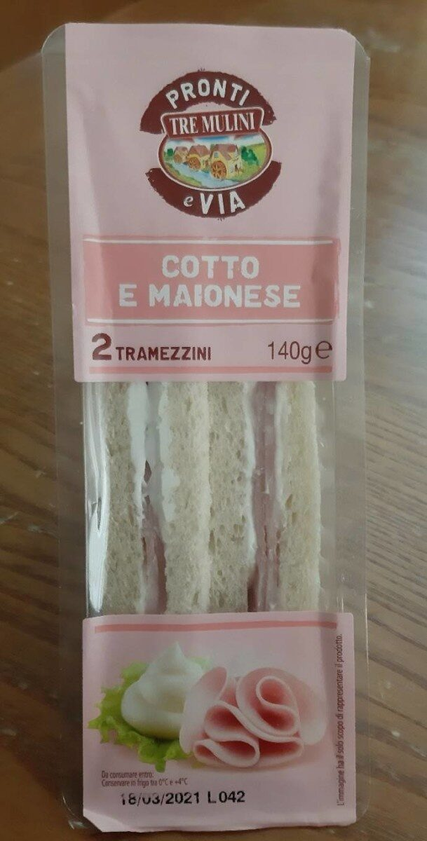 Cotto e Maionese - Product - it