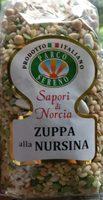 Zuppa alla nursina - Product