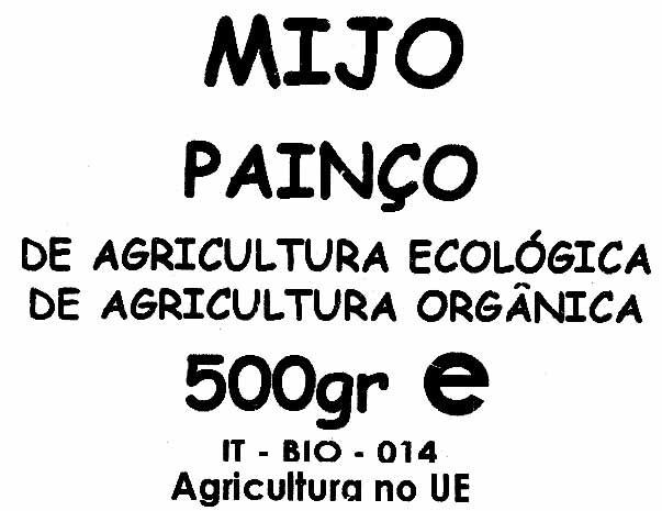Mijo - Ingredients - es