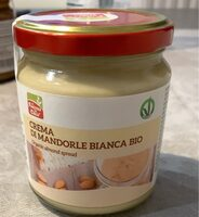 Crema di mandorle bianca bio - Ürün - tr