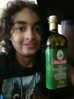 Huile d olive riscosa - Produit - fr