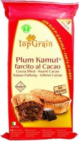 Top Grain Plum Kamut Farcito Al Cacao - Prodotto - fr