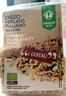 Orzo perlato italiano - Produit - it