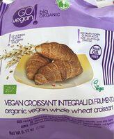 Vegan croissant integrali di frumento - Prodotto - fr