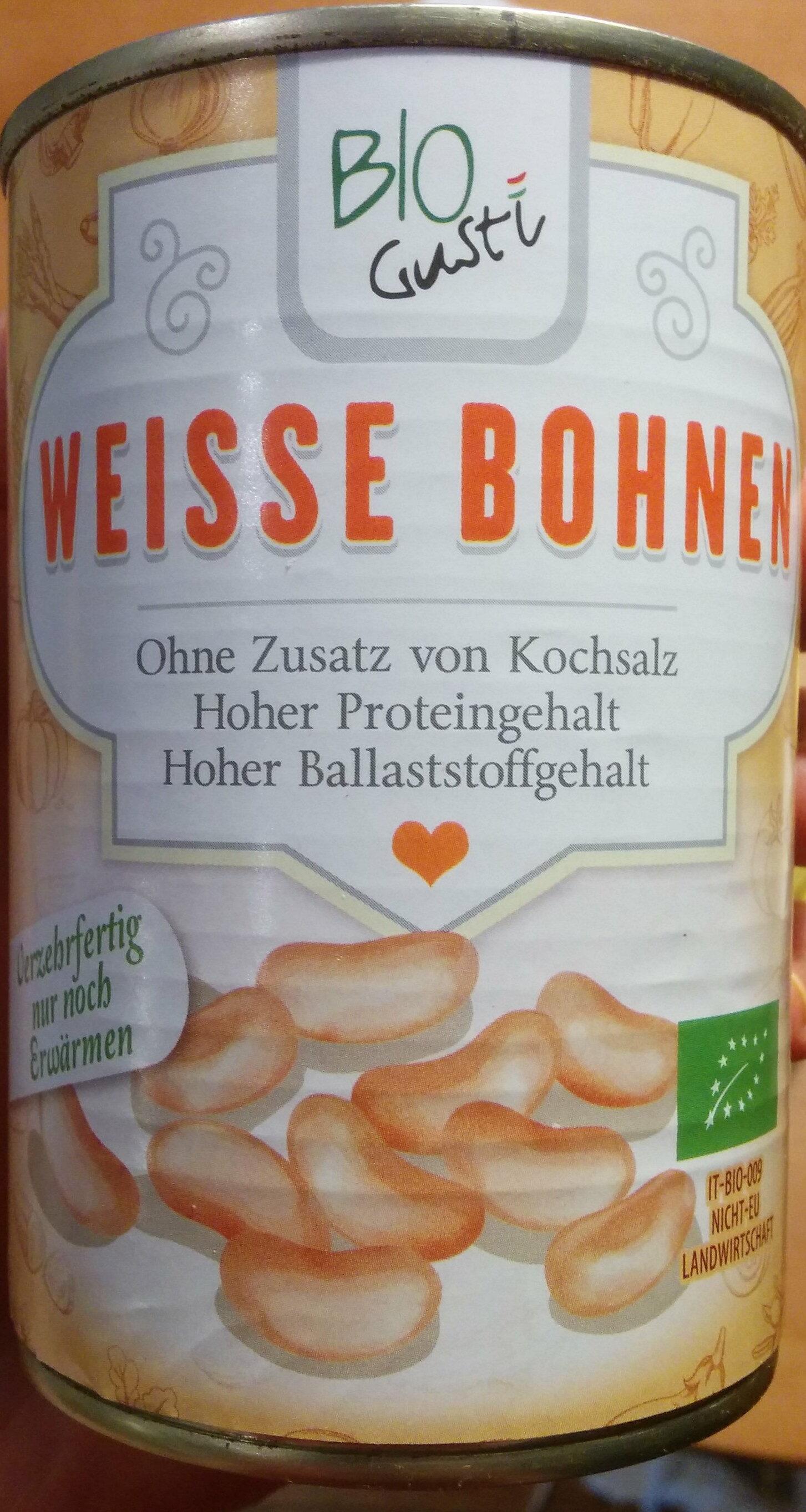Weiße Bohnen - Produit - de